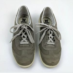 Mephisto Leather Runoff Air-Jet System Sneakers